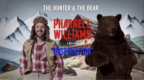 Le chasseur, l'ours et Pharrell | Leadership | Scoop.it