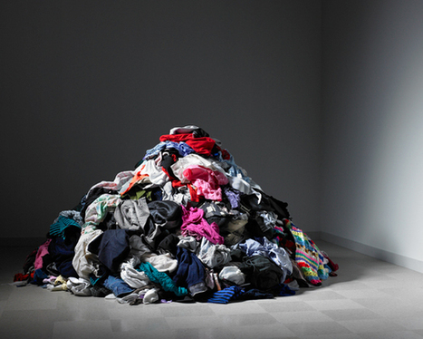Spring Cleaning Alert: We Know Where Old Clothes Go to Die—and the Numbers Will Shock You | Eco Fashion Design | Scoop.it