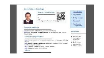 Cómo insertar un código QR en tu CV. Lo que te diferencia. | Inversiones generadoras de empleo | Scoop.it