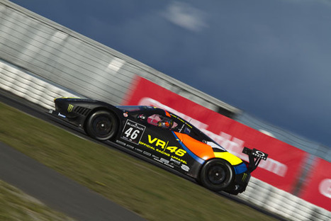 Rossi 9th in class in Blancpain Endurance Series at Nurburgring | Ducati.net | Desmopro News | Scoop.it