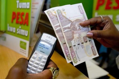 Comment l'innovation monétaire aide en Afrique | Africa & Technologies | Scoop.it