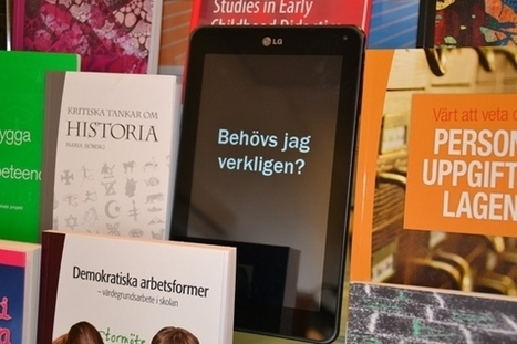 IT i skolan nr 3/2012 | IKT-pedagogik | Scoop.it