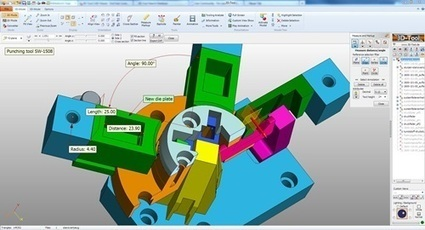 March 4 - 3D-Tool v10 CAD Viewer Released | Top CAD Experts updates | Scoop.it