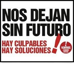 NOS DEJAN SIN FUTURO, ESTE BLOG MAÑANA HACE HUELGA | Donde Hay Trabajo | ORIENTACIÓ | Scoop.it
