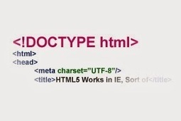 Web Developer: What is DOCTYPE ? | WebShell | Scoop.it