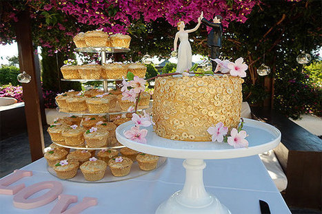 Ibiza Wedding Cake Trends for 2016   Ibiza Weddings   Scoop.it