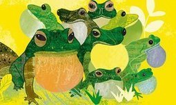 Frogs and feelings feature on School Library Association's non-fiction prize shortlist | Creatively Aging | Scoop.it