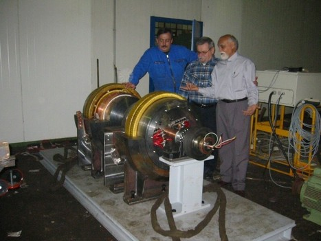 Breaking News: Over-Unity Reactionless Generator Invented In India | Cool Future Technologies | Scoop.it