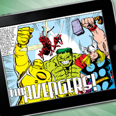 Super Comic Book Apps for Your iPad   Middle Grade Book Boot Camp   Scoop.it