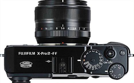 New Source: X-PRO2 will feature a Full Frame sensor. Initially 3 to 5 FF lenses! - Fuji Rumors | Small Camera Big Picture | Scoop.it