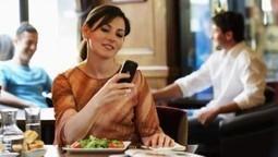 Utiliser son smartphone pour payer son repas avec Ingenico   E-commerce, M-commerce : digital revolution   Scoop.it