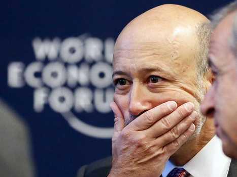 Goldman's Blankfein: The Worst Case Scenario 'Absolutely Will Happen'   UnSpy - For Liberty!   Scoop.it