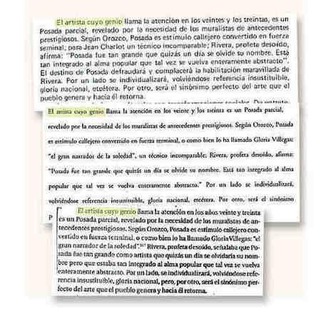 El Universal - Cultura - La historia de un plagiario serial | Mundo Geek | Scoop.it