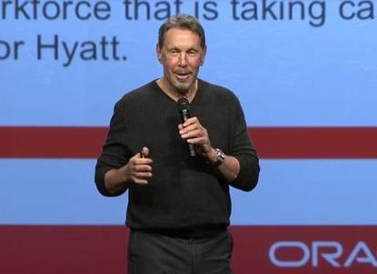 Oracle Turns Cloud Corner - InformationWeek   The Internet of Clouds and Other Things   Scoop.it