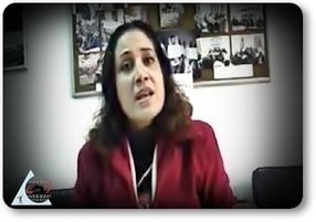 """ANHRI Denounces the Investigation Conducted with the Media-Professional """"Intisar El-Gharib"""" due to Statements Made by one of her Guests 