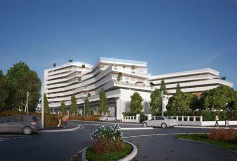 Nouveau programme immobilier neuf ESPLANADE MONTAURY à Anglet - 64600 | L'immobilier neuf Côte Basque | Scoop.it