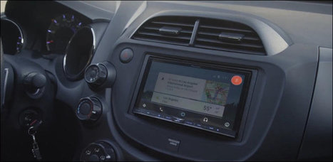 20 minutes - Google démarre Android Auto - Stories | Cartographie XY | Scoop.it