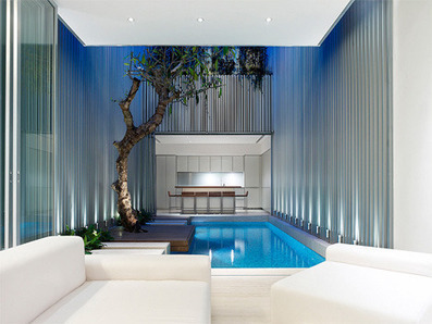 Serenity Now: Modern Renovation With a Peaceful Focus | Building(s) Homes & Cities | Scoop.it