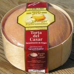 ¿Cuál es la diferencia entre la Torta del Casar, la Torta de Barros y de la Serena? | Nuestros mejores quesos | Scoop.it