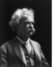Mark Twain's Top 9 Tips for Living a Kick-Ass Life | Good News For A Change | Scoop.it