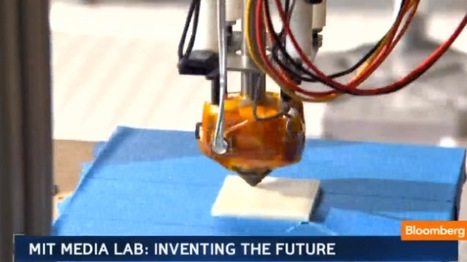 The Future of Everything: Inside the MIT Media Lab on Bloomberg Television | Cultura de massa no Século XXI (Mass Culture in the XXI Century) | Scoop.it