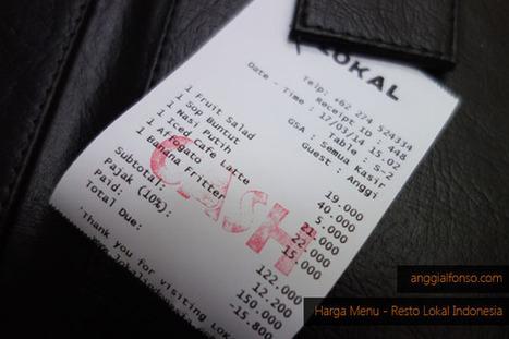 Restaurant Lokal Indonesia Jogja | Anggi Alfonso | Scoop.it