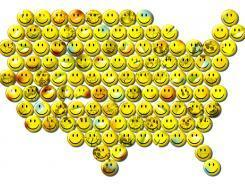 Is the USA moving toward a 'happiness index'? | RX News | Articles for Bach RX Twitter Feed | Scoop.it