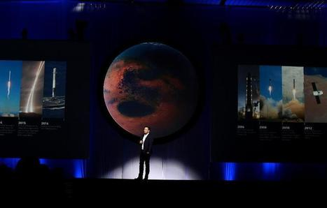 Would You Risk Your Life To Travel To Mars? Elon Musk Offers The Chance -- & Many Are Ready | SWGi Engineering News | Scoop.it