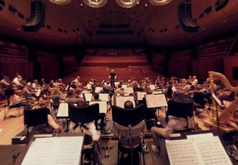 In FR : Vidéo 360degrés: le classique n'est pas à la traine !! | digital technologies in classical music & opera | Scoop.it