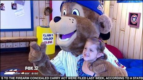 Cubs mascot brings joy to fans amid team's last place ranking - MyFox Chicago | Mascots in the news | Scoop.it
