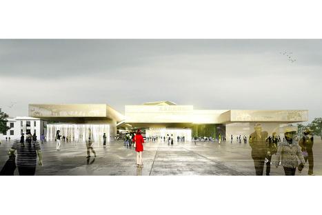 Jacques Ferrier, lauréat pour l'extension du musée national d'Histoire naturelle de Pékin - Projets - LeMoniteur.fr | Rendons visibles l'architecture et les architectes | Scoop.it