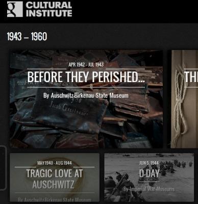 21st century museums: Bringing history to life with Google CulturalInstitute   Edu-Recursos 2.0   Scoop.it