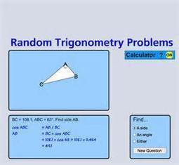 Online help available for trigonometry problem solver   Online Free Tutor Help   Scoop.it