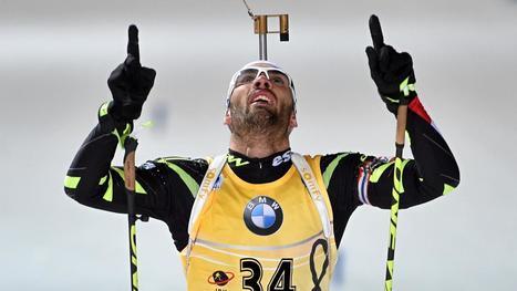 Mondiaux biathlon: Martin Fourcade en or, Simon en chocolat | Neige et Granite | Scoop.it