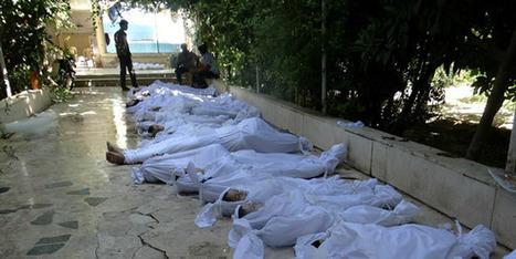 Syrie: peut-on se fier aux photos des victimes de Damas?   DocPresseESJ   Scoop.it