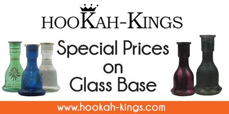 Hookah Glass Base | Hookah Online | Scoop.it