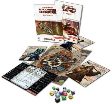 Un nouveau jeu de rôle dans l'univers de Star Wars : Partez aux confins de l'Empire...   Jeux de Rôle   Scoop.it