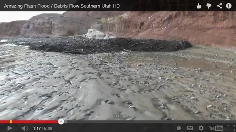 A Really Amazing Flash Flood Video | Conformable Contacts | Scoop.it