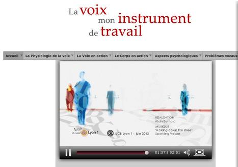 Instrumentos de trabajo docente: fisiología y psicología de la voz humana | Maestr@s y redes de aprendizajes | Scoop.it