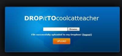 Cool Cat Teacher Blog: Create an Online Folder for students to turn in work for free | ILearn with Ipads | Scoop.it