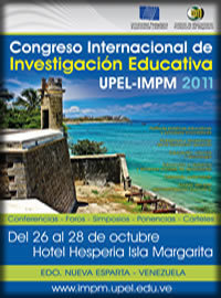 ..::Congreso Internacional de Investigación Educativa UPEL-IMPM 2011::.. | Investigación Educativa | Scoop.it