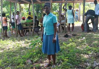 Atteindre les régions les plus isolées d'Haïti pour éliminer le tétanos maternel et néonatal   The Total Sanitation Campaign in Haiti   Scoop.it