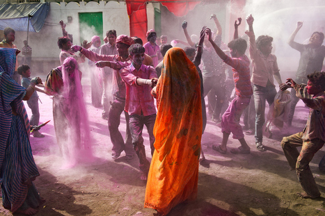 Holi Spirit | Photo of the day | Scoop.it