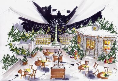 La Terrasse d'hiver du Park Hyatt Paris-Vendôme   Paris Secret et Insolite   Scoop.it