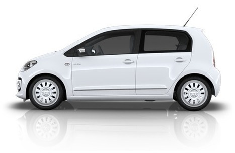 Volkswagen e-up! & e-Golf To Be At International Auto Show In Frankfurt | Sustain Our Earth | Scoop.it