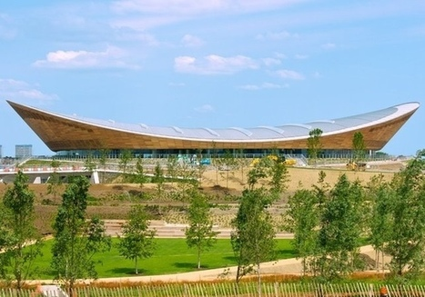 The Velodrome may be London 2012's most sustainable venue | sustainable architecture | Scoop.it