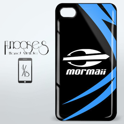 Mormaii Logo iPhone 4 or 4S Case Cover from Funcases | Sport Merchandise | Scoop.it