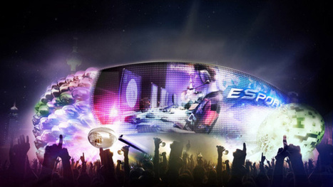 A First Look at Tomorrow's Super-Stadiums for Gamers - Gizmodo   Sports marketing ,advertising, and brand management   Scoop.it