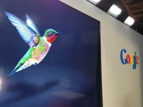 'Hummingbird': All About The New Google Algorithm [FAQ] | Market to real people | Scoop.it