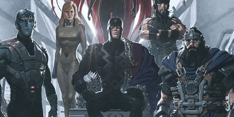 Marvel's The Inhumans Gets an Official Premiere Date | FanAboutTown | Scoop.it